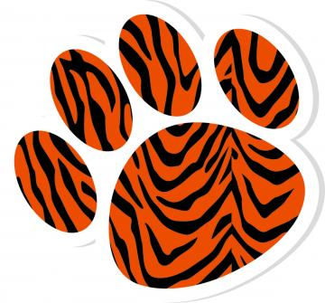 360x335 How To Draw A Tiger Paw