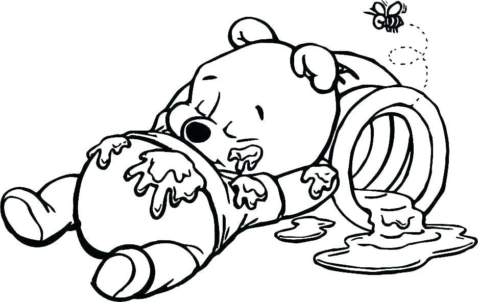 936x592 Pink Panther Coloring Books Unique Pages New Baby Piglet Tigger