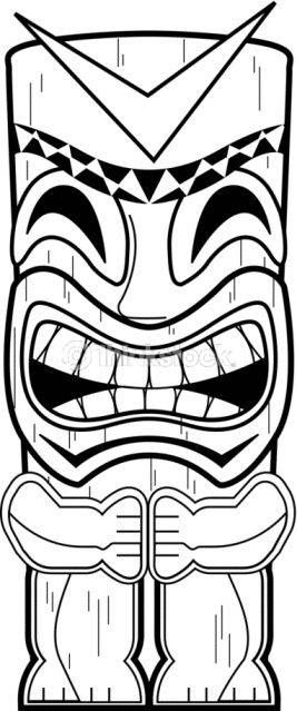 267x639 tiki coloring pages awesome fresh tiki coloring pages