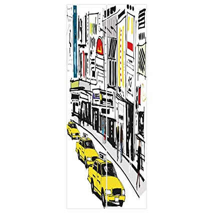 Times Square Drawing