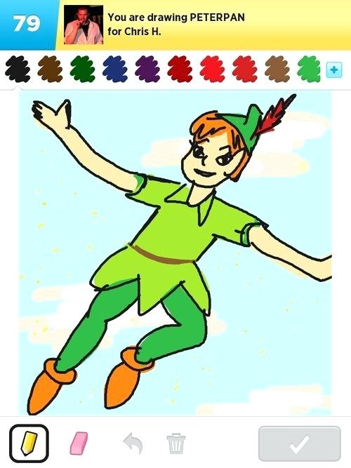 500x667 drawings of peter pan peter pan original drawing tony draw peter