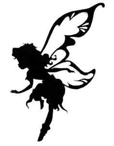graphic about Tinkerbell Silhouette Printable titled Tinkerbell Determine Drawing Totally free down load least difficult Tinkerbell