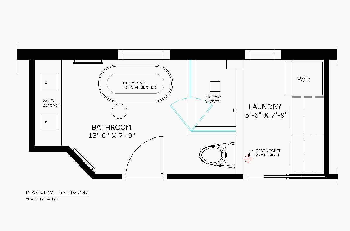 1192x788 Ordinary Bathroom Laundry Room Floor Plans Bathroom Laundry