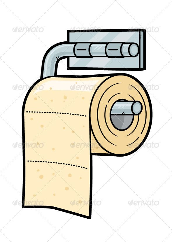 590x830 toilet paper toilet paper logo inspiration paper illustration