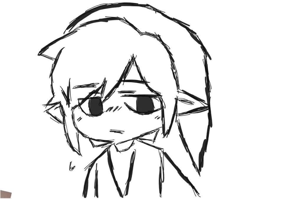 1024x677 Toon Link Drawing Smash Amino