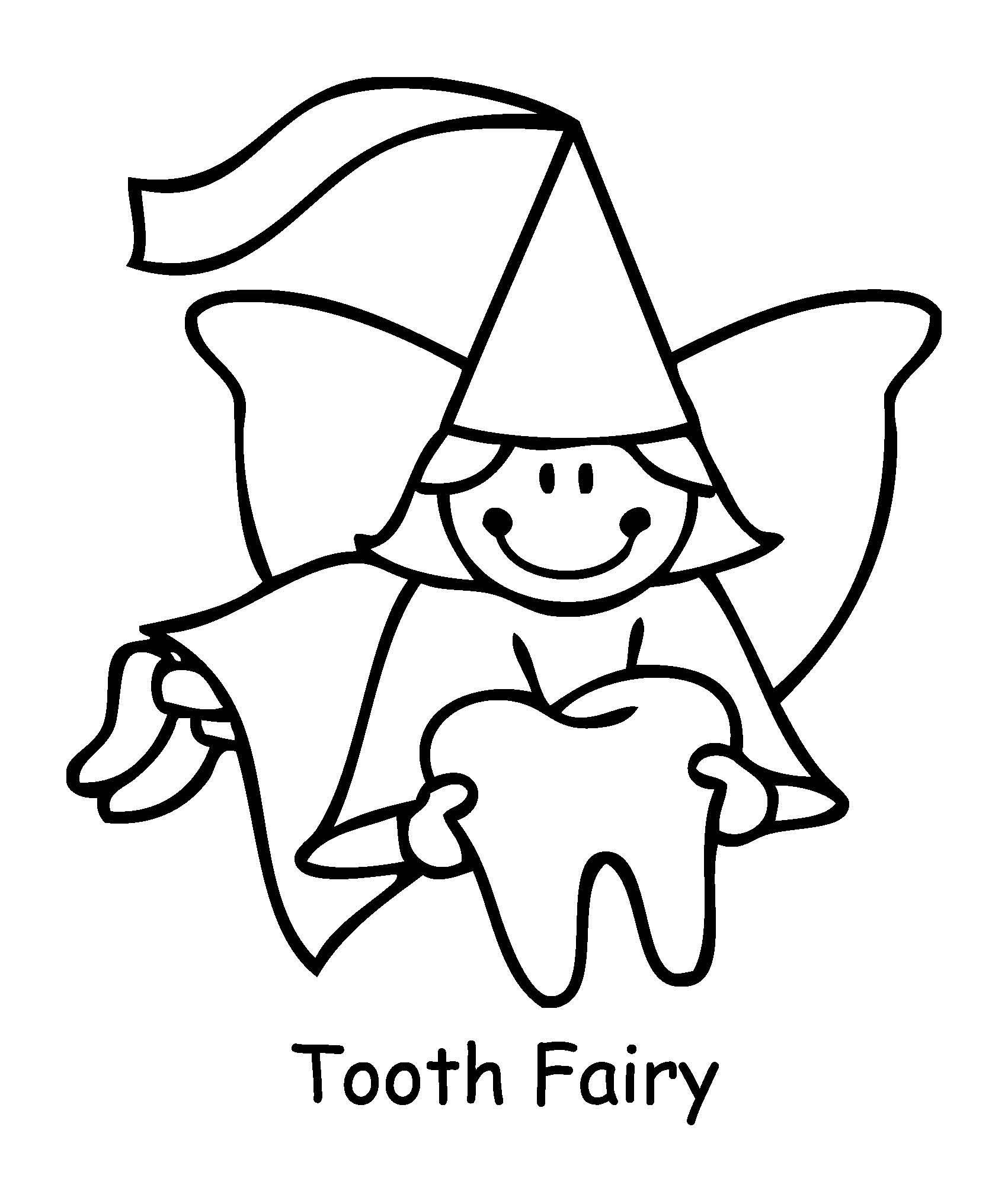 1701x2005 coloring pages for tooth fairy tooth fairy  fairy coloring