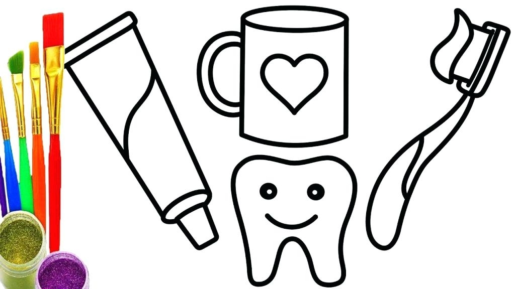 Toothpaste Drawing Free Download Best Toothpaste Drawing