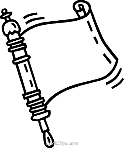 Torah Drawing | Free download on ClipArtMag