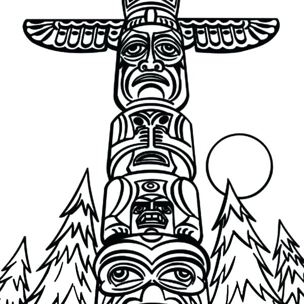 Collection of Totem clipart   Free download best Totem ...