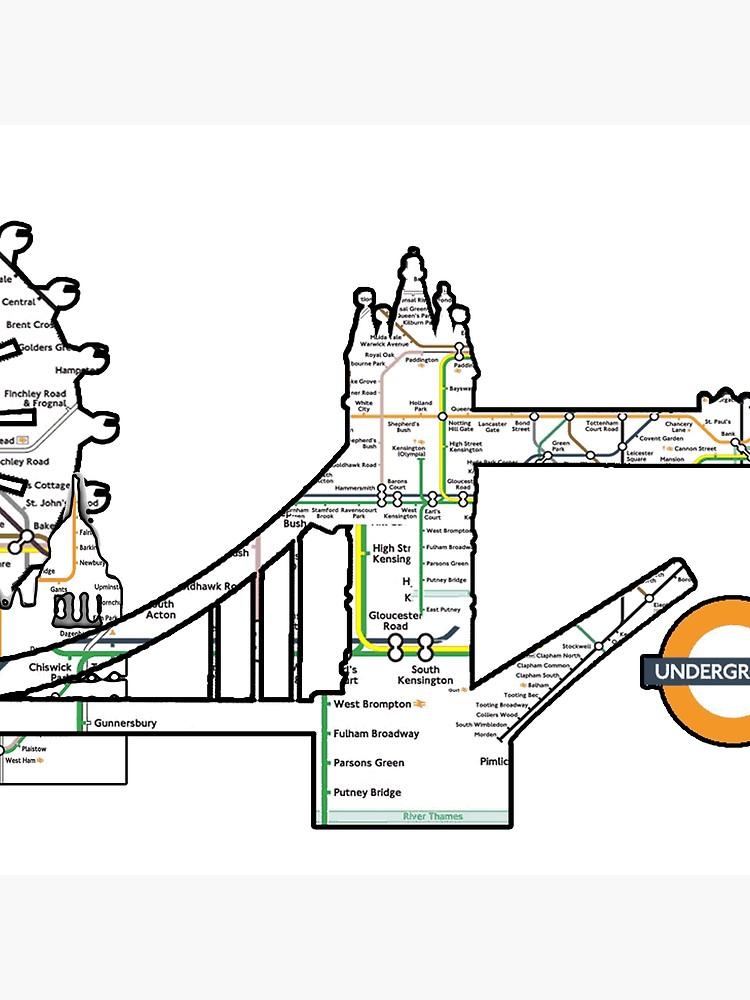 750x1000 london eye and tower bridge, london design tote bag