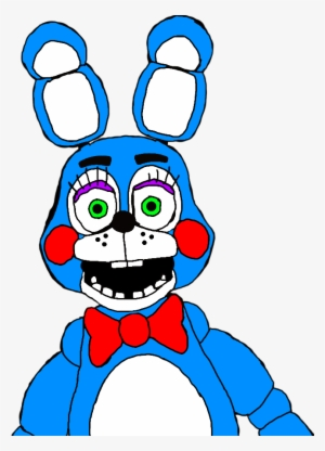 Toy Bonnie Drawing | Free download best Toy Bonnie Drawing