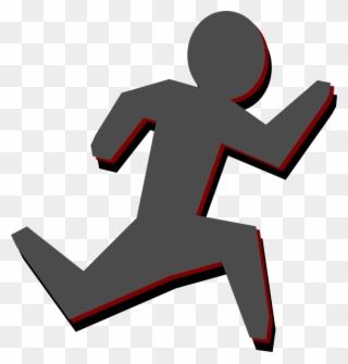 320x335 Running Clipart Female Track Runner Clip Art Girl Running