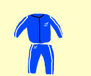 Tracksuit Drawing | Free download best Tracksuit Drawing on