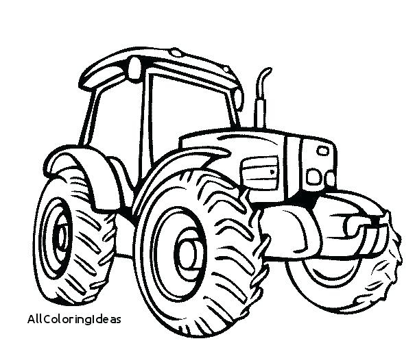 19 Best Ausmalbilder Traktor Images Tractor Coloring Pages