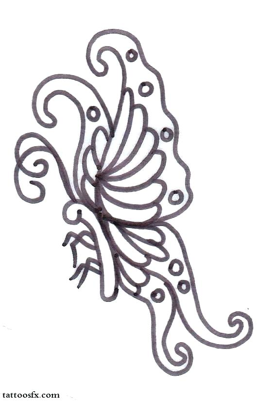 1ad8a1f2e 566x864 Outline Of Butterfly Butterfly Outline Drawing Outline Butterfly