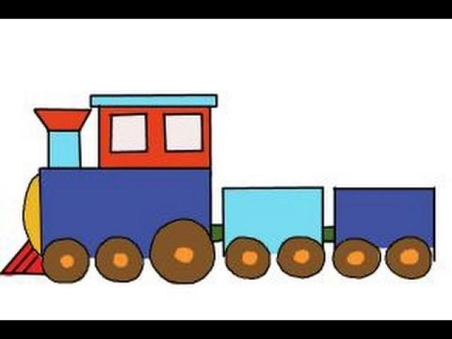 640x480 Free Railway Station Clipart, Download Free Clip Art