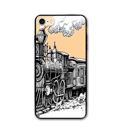 425x425 Haixia Iphone Phone Case Inch Steam Engine