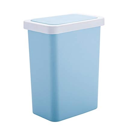 425x425 Hflove Kitchentoiletdrawing Room Garbage Can Plastic