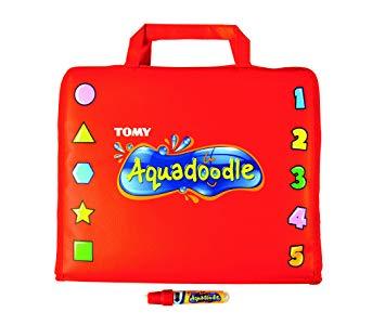 355x300 Tomy Aquadraw Travel Drawing Bag Toys Games