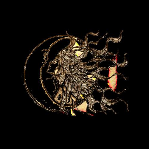 500x500 Transparent Sun Tumblr Sun Moon Stars Sun, Moon Drawings
