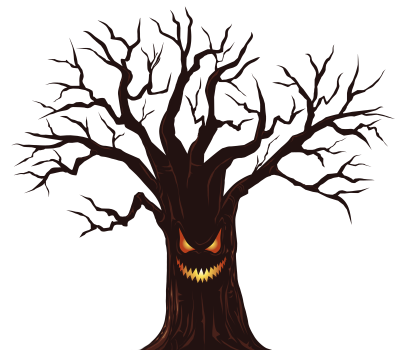 Tree Drawing Clipart