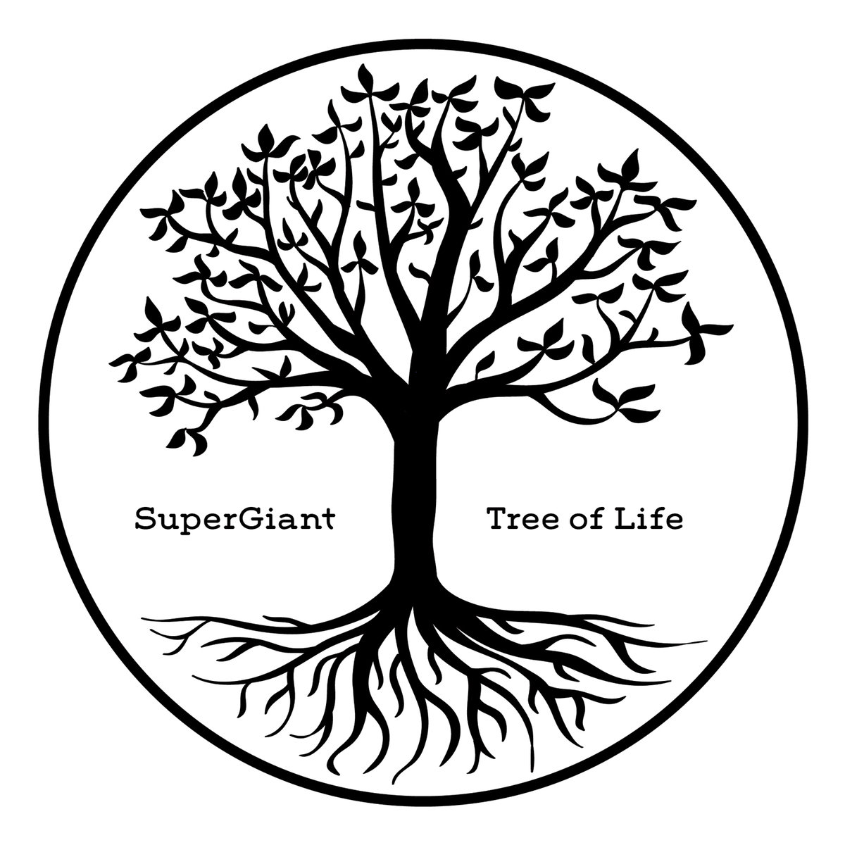1200x1200 Tree Of Life Supergiant