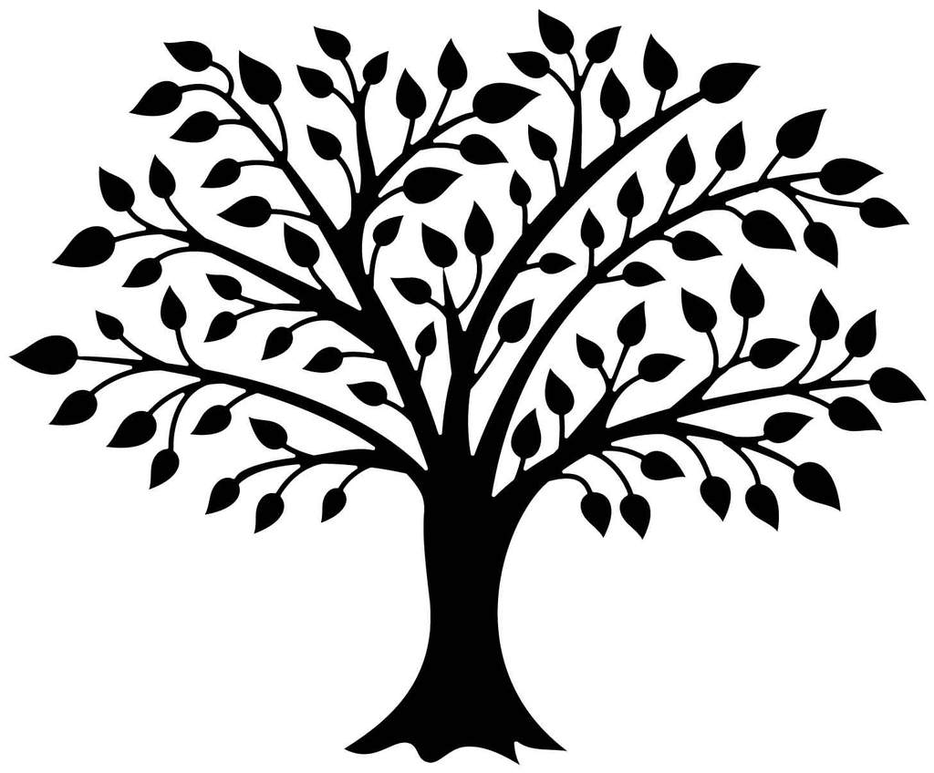 1024x848 Tree Of Life Dxf Cut Ready For Cnc Machines