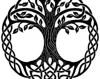 340x270 Tree Of Life Brain Clipart Neon Collection