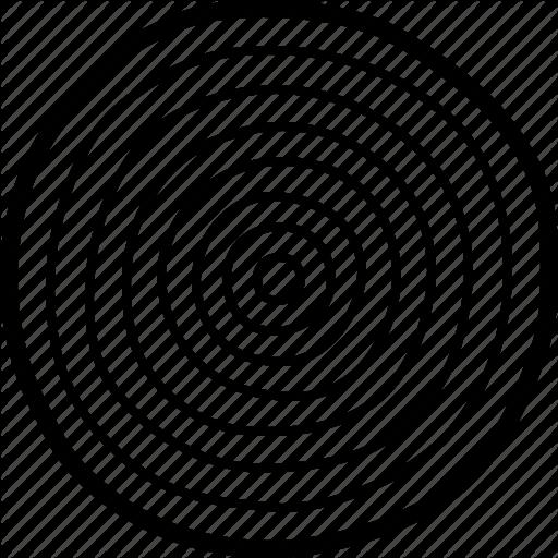 Tree Ring Drawing