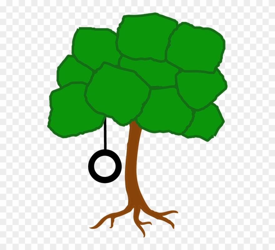 880x800 swing clipart tree swing