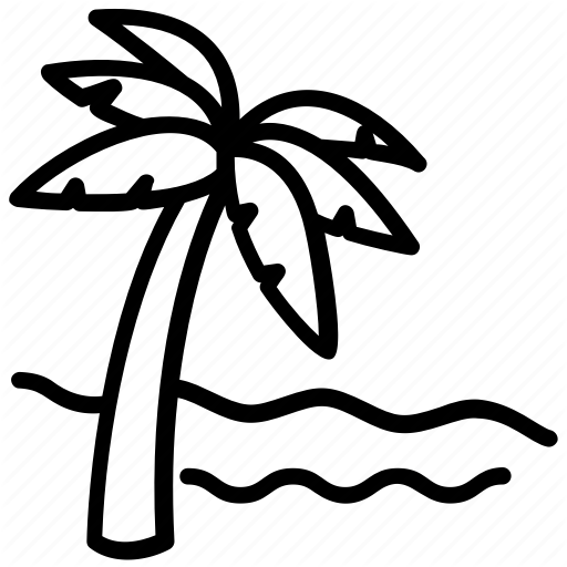 512x512 palm tree, tattoo, tattoo art, tattoo design, tattoo ideas, tree