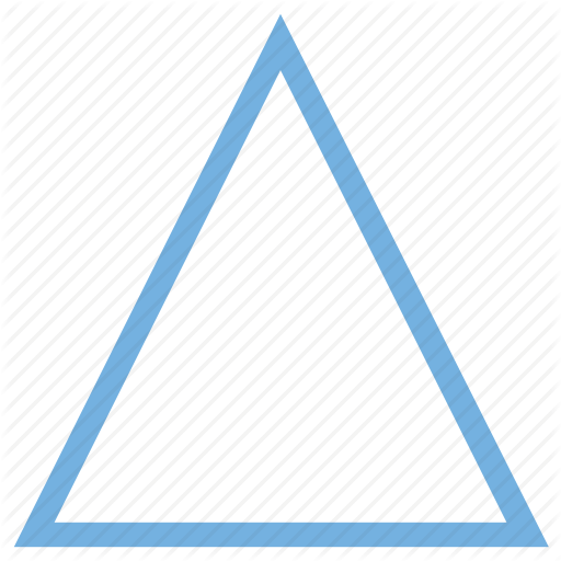 512x512 Drawing, Geometrical Design, Geometry Shape, Triangle Shape