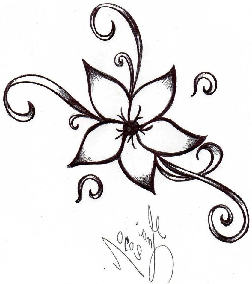 841x949 Cool Designs To Draw Designs Ideas How To Draw Cool Tribal Tattoo
