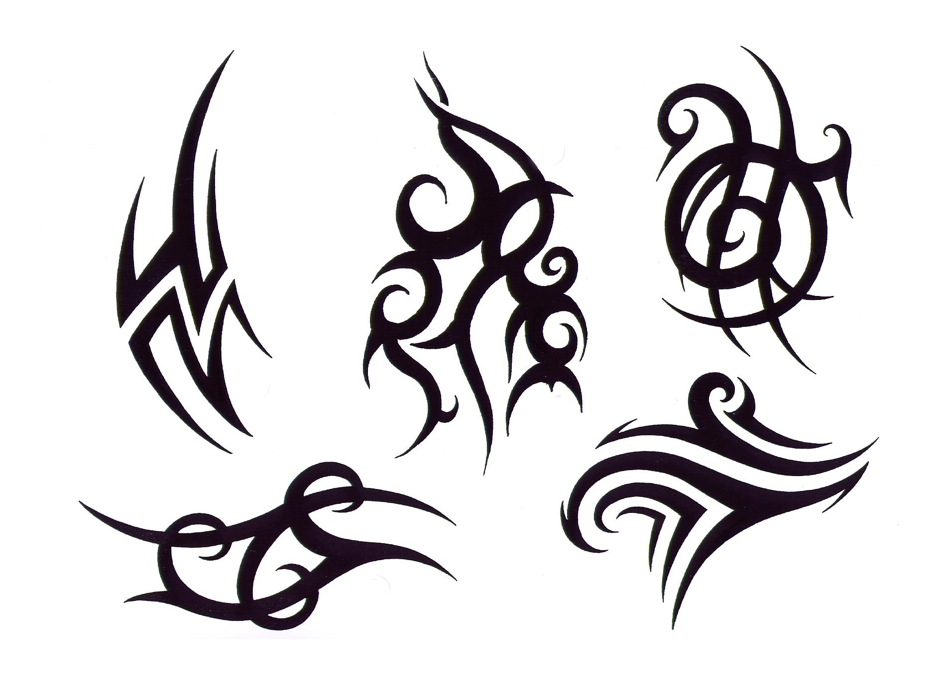 1888x1365 Tattoos Free Tribal Tattoos Download Clip Art On Also Superb
