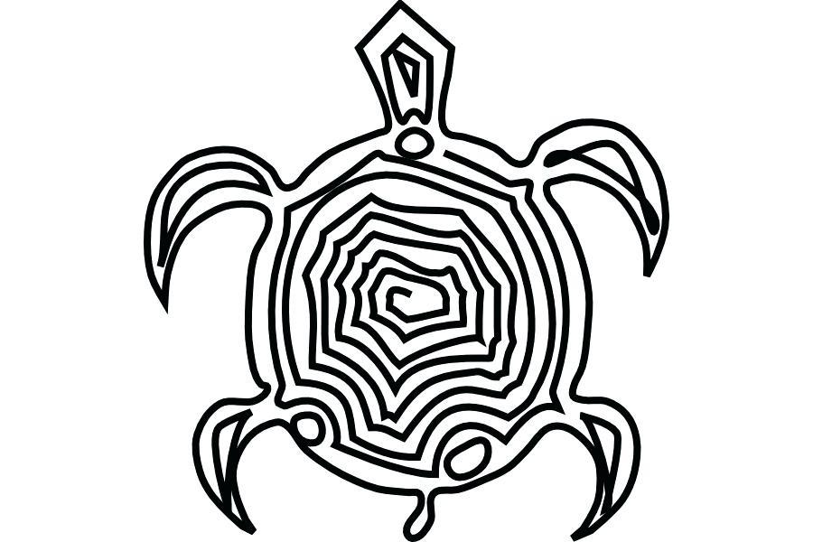 900x600 tribal sea turtle sea turtle drawing clip art tribal turtle tribal