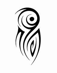 190x242 Tribal Drawings