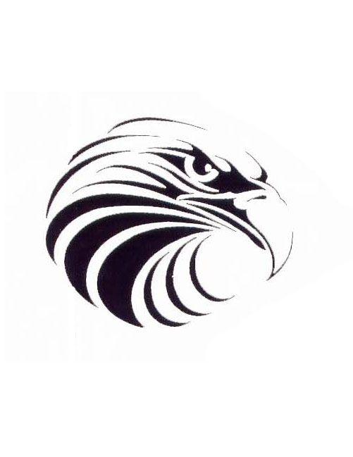 501x649 tribal eagle tattoo tribal eagle head tatts eagle head