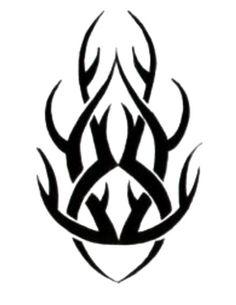 236x305 best flame tribal tattoo images tatoos, tribal prints, tribal