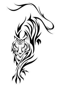 236x345 more tattoo ideas tigers tigers tat ideas tigers drawing tattoo