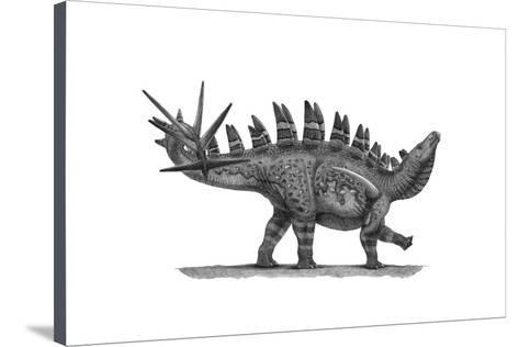 473x316 Pencil Drawing Of Chungkingosaurus Jiangbeiensis Posters