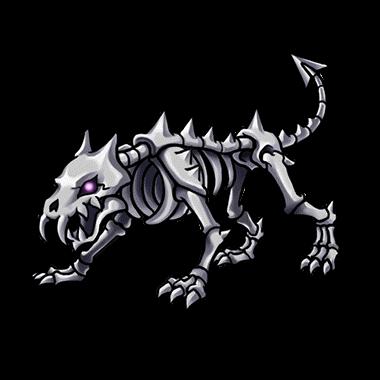 380x380 Skeliton Dog Skeleton Transparent Png Clipart Free Download