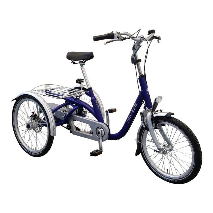 750x750 tricycle midi three wheel bicycle van raam van raam