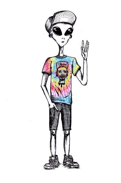 495x750 alien dude art stuff alien art, alien drawings, trippy alien