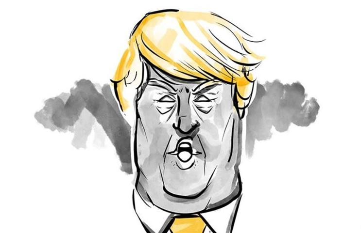 Trump Drawing | Free download on ClipArtMag