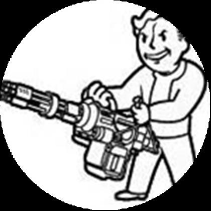 420x420 Minigun Drawing Transparent Png Clipart Free Download