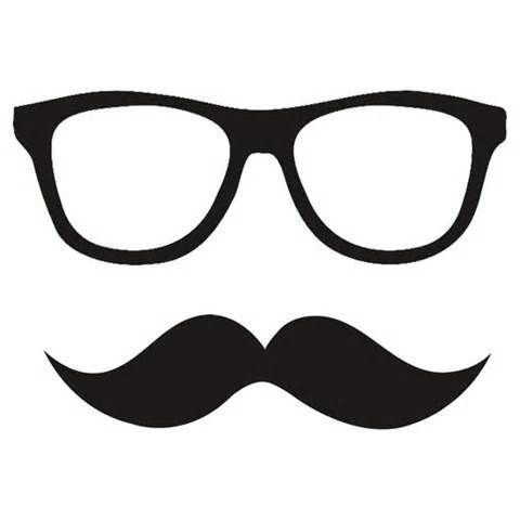 480x480 hipster with glasses drawing party gift ideas hipster