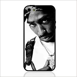 260x260 Tupac Shakur Iphone Hard Case Cover Books