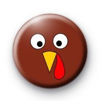 200x200 turkey face button badge badge me button badge