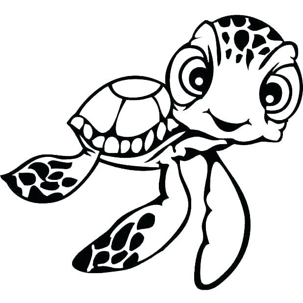 618x618 sea turtle outline sea turtle drawing easy sea turtle outline