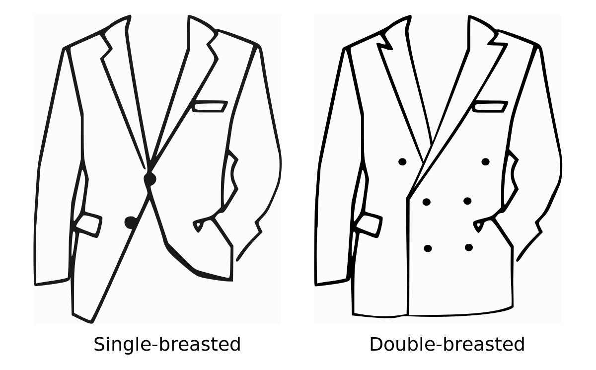 1200x745 Coat Drawing Tuxedo For Free Download